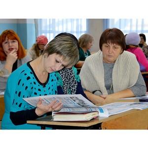 Педагоги и родители учащихся школ Рубцовского района в гостях у Рубцовского филиала АлтГУ