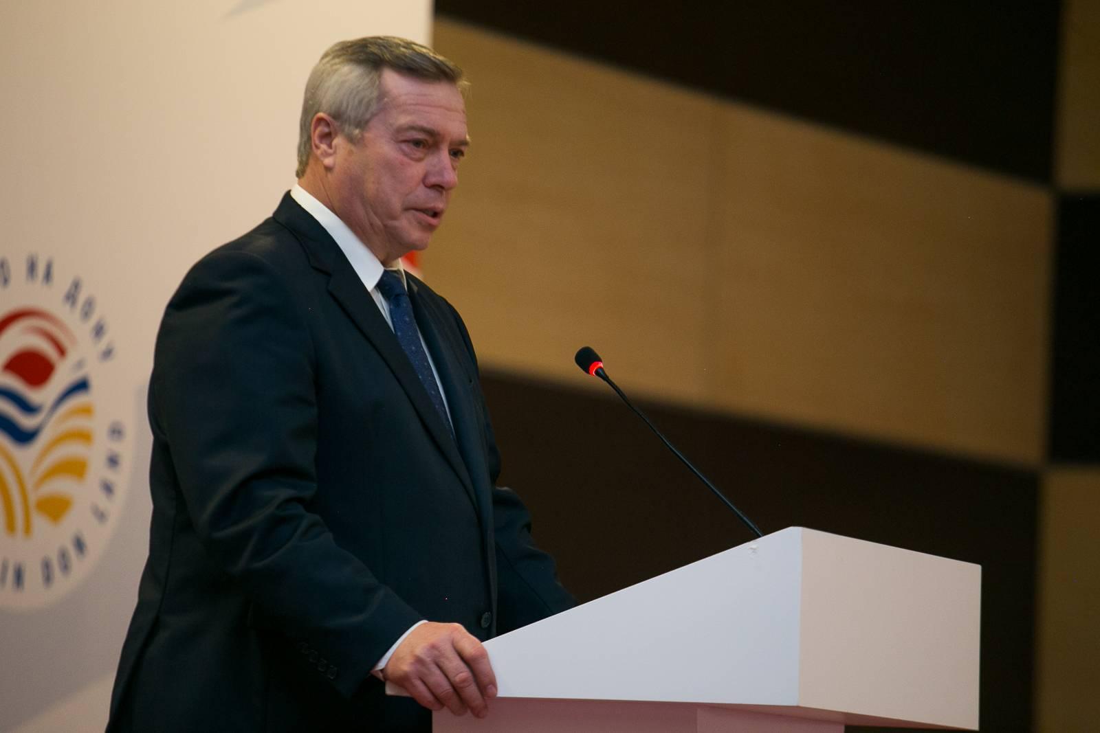 Губернатор вручил знаки «Сделано на Дону» 35 предприятиям Дона