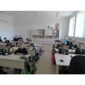 Для школьников г. Рузаевки провели урок «Сохраним природу вместе!»