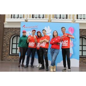 «Молодежка ОНФ» провела акцию в преддверии Дня матери
