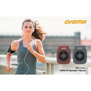 Прикрепи музыку: MP3-плеер Digma P2
