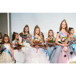 16 открытый городской детский конкурс красоты и таланта «Маленькая Мисс Екатеринбург 2018»