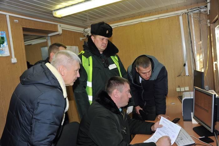 В Смоленской области прошла встреча российских таможенников с белорусскими коллегами