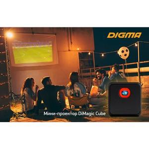 Мини-проектор Digma DiMagic Cube: вселенная в твоём кармане