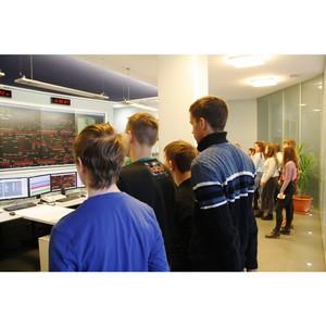 Специалисты Удмуртэнерго знакомят старших школьников с профессией энергетика