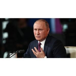 Предлагаемые В.Путиным новеллы позволят предпринимателям минимизировать риски
