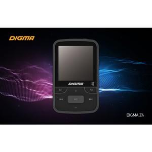 Качество и широкая функциональность: MP3-плеер Digma Z4
