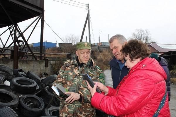 Активисты ОНФ провели экологический рейд в Петропавловске-Камчатском