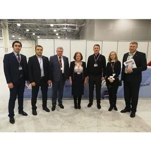 Делегация из Кабардино-Балкарии принимает участие в съезде ОНФ в Москве