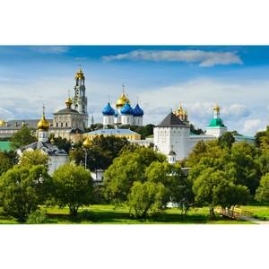 Подмосковные монастыри: Троице-Сергиева лавра