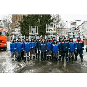 Игорь Маковский вручил ключи от 14 единиц техники владимирским энергетикам