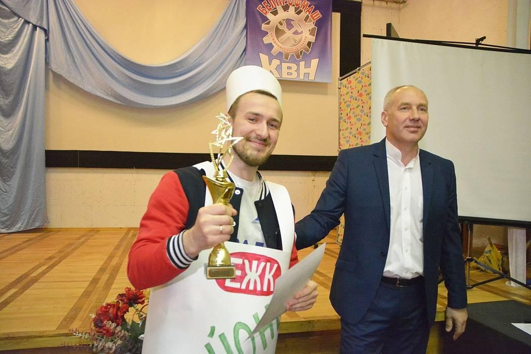 Команда ПАО «МЗИК» на международном молодежном турнире в Минске