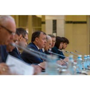 Улучшение делового климата и содействие крупным инвестпроектам обсудили на инвестиционном совете