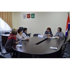 ОНФ в Приамурье взял на контроль вопрос построения взаимодействия властей Тынды с общественностью
