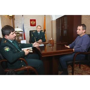 Руководством Ярославской таможни проведен личный прием граждан