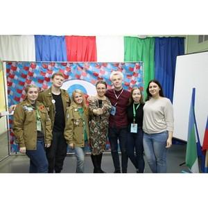 Активисты ОНФ в Коми рассказали участникам слета школьников «Свой голос в СМИ» о «Молодежке ОНФ»
