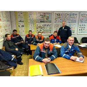 Руководитель «Тамбовэнерго» проинспектировал работу бригад филиала на учениях энергетиков в Твери