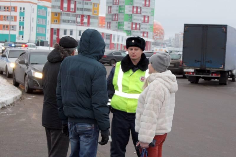 Активисты ОНФ в Мордовии взяли на контроль пешеходный переход возле саранской школы
