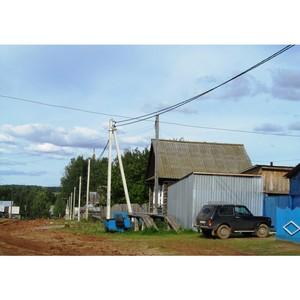 Удмуртэнерго повышает надежность распределительных сетей региона