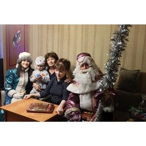 Активисты ОНФ в Амурской области присоединились к всероссийской акции «Новогоднее чудо»