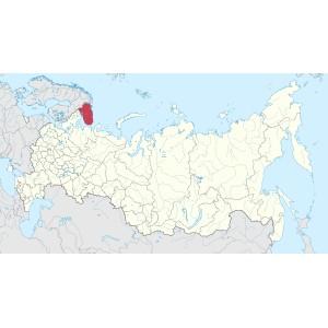 Мурманская область вошла в десятку самых чистых регионов России