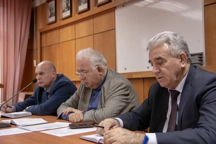 В МГРИ-РГГРУ прошло заседание комиссии по установлению обстоятельств нарушений в общежитии