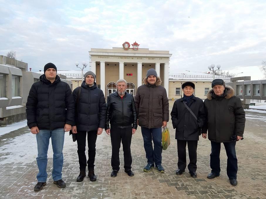 Стажировка преподавателей НТИ НИЯУ МИФИ в НПО Центротех