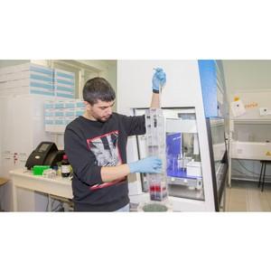 В ТГУ создан уникальный центр в области наук о жизни