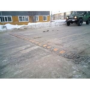 ОНФ добился обустройства искусственных неровностей на дороге в школу в Ханты-Мансийске