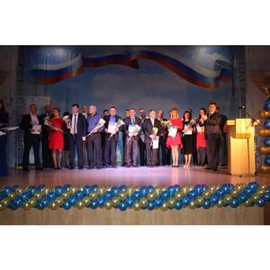 Лучшие сотрудники филиала «Ивэнерго» отмечены заслуженными наградами