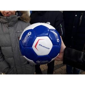 Юные футболисты из Волгоградской области сыграли на межрегиональном этапе акции «Уличный красава»