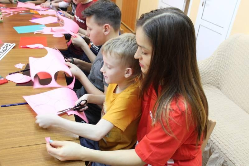 «Молодежка ОНФ» в Мордовии присоединилась к всероссийской акции «Класс доброты»