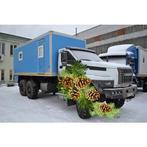 Спецтехника МПЗ для надежной транспортировки российской нефти