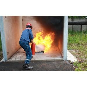 В Удмуртэнерго подведены итоги смотра-конкурса на лучшее противопожарное состояние