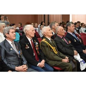 Ветераны ПАО «МЗИК» провели урок мужества для ребят подшефной школы