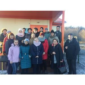 Представители ОНФ в Карелии провели акцию «Десант здоровья» на селе
