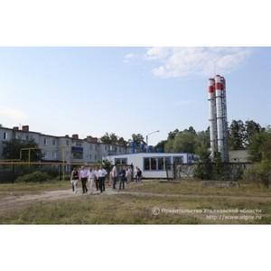 Новая котельная обеспечит теплом более трех тысяч жителей поселка Силикатный Ульяновской области