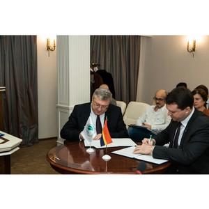 Состоялось подписание о сотрудничестве между АРФП и Правительством Калининградской области