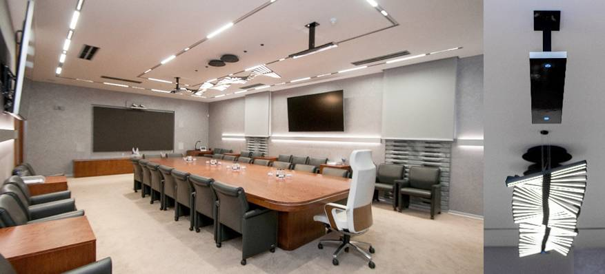 Tegrus создал переговорную комнату премиум-класса