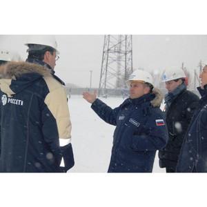 Игорь Маковский определил направления развития и совершенсатвования энергосети Рязанской области