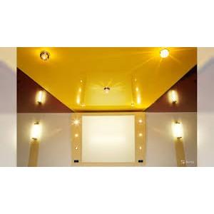 Натяжные потолки – легкие, эстетичные, долговечные