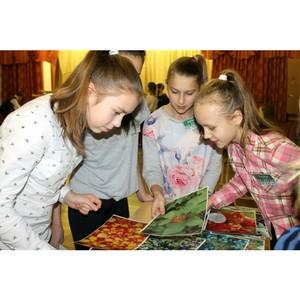 Активисты ОНФ провели экологический квест для учеников вологодской школы №14