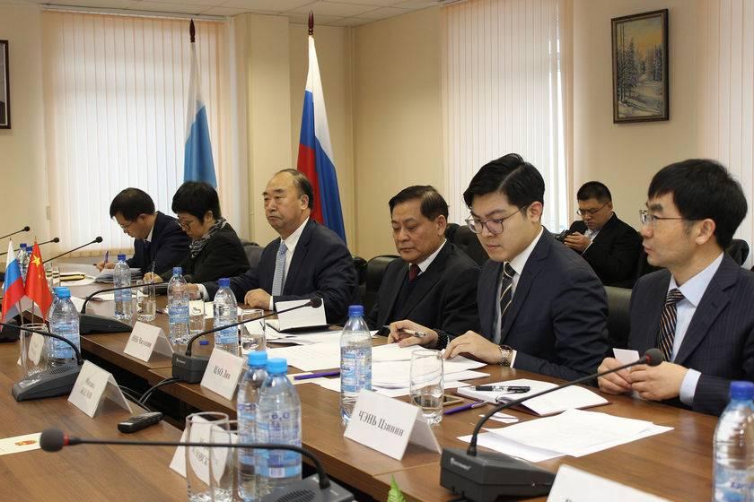 Встреча в Уральской Торгово-промышленной палате