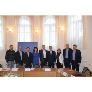 Активисты ОНФ обсудили реализацию майских указов в  Мордовии