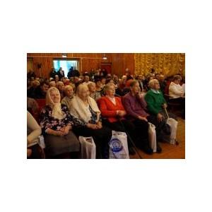 В минувшие выходные 100-летний юбилей отметил СПК «Центральный»