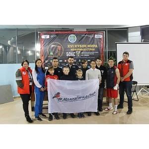 Команда «Молодежки ОНФ» в Югре провела для подростков «Урок доброты»