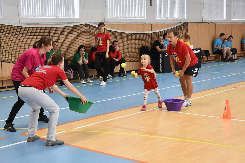 Спортивный праздник калининцев