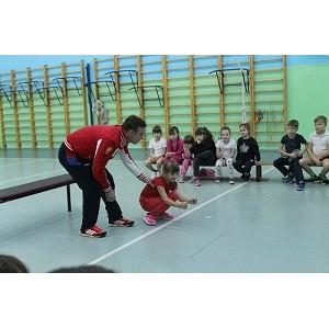 ОНФ в Югре провел для школьников Ханты-Мансийска «Зарядку с чемпионом»