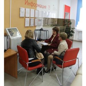 В МФЦ Волгоградской области проходит День открытых дверей для начинающих предпринимателей