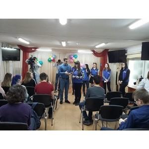 Команда «Молодежки ОНФ» провела для благовещенских школьников акцию «Класс доброты»